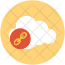 Cloud Web Connection Icon