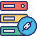 Link Data Storage Icon