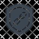 Link Security Shield Icon