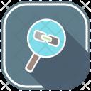 Link Tracker Find Linke Icon