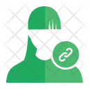 Chain User Avatar Icon