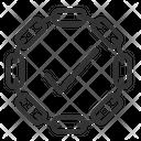 Link Wheel Icon