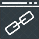 Linkage Link Building Icon