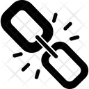 Linkage Backlinks Chain Link Icon