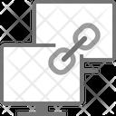 Url Link Monitor Icon