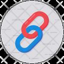 Linked Attachment Chain Icon