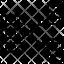 Linked Database Linked Server Sql Connection Icon