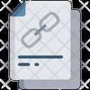 Linked Document Icon