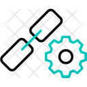 Linkage Setting Connection Icon