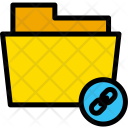 Links Link Folder Icon