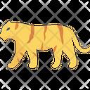 Lion Animal Zoo Icon