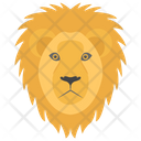Lion Leopard Wild Animal Icon
