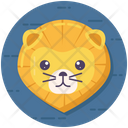 Lion Animal Lion Face Icon