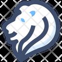 Lion Animal Icon