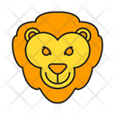 Lion Animal Zoo Icon