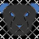 Lion Wild Animal Zoo Icon