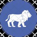 Lion Big Cat Animal Icon