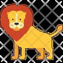 Lion Animal Wild Animal Icon