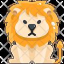 Lion Wildlife Wild Icon