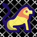 Lion Simba Safari Icon