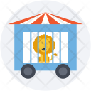 Lion Cage Icon