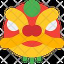Lion Dance Icon