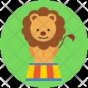 Lion Stunt Icon