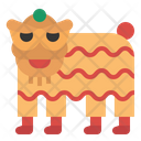 Liondance Traditional Fun Icon