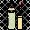 Lip Gloss Lipstick Liquid Icon