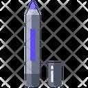 Alip Liner Pencil Pencil Lipliner Icon