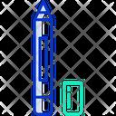 Alip Liner Pencil Icon