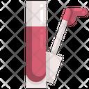 Lip Matt Lipstick Lip Gloss Icon