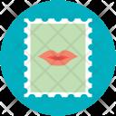 Lips Kiss Smooch Icon