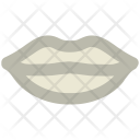 Lips Passionate Kiss Icon