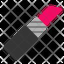 Lipstick Cosmetics Women Icon