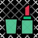 Lipstick Makeup Party Icon