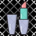 Lipstick Makeup Salon Icon