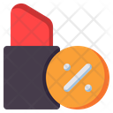 Lipstick Fashion Paint Icon