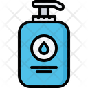 Liquid Soap Bathroom Icon