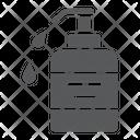 Liquid Soap Cosmetic Icon