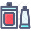 Liquid Food Space Icon