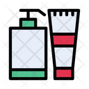 Shampoo Lotion Cream Icon