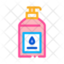 Liquid Soap Bottle Icon
