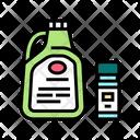 Liquid Care House Icon