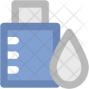 Liquid Medicine Bottle Icon