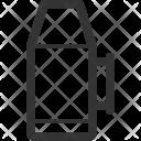 Liquid Bottle Camping Icon