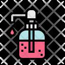 Liquid Soap Hygiene Icon