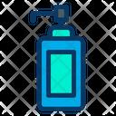 Beauty Cosmetics Handcare Icon