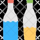 Liquid Bottles Icon