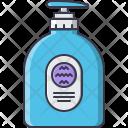 Cream Liquid Soap Icon